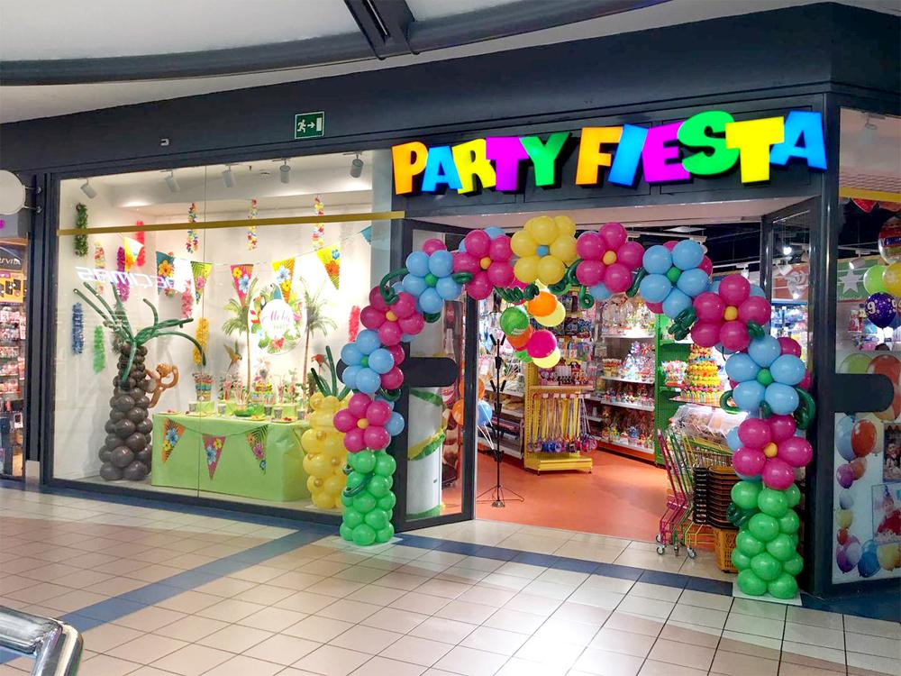 Party Fiesta Cc Las Rosas