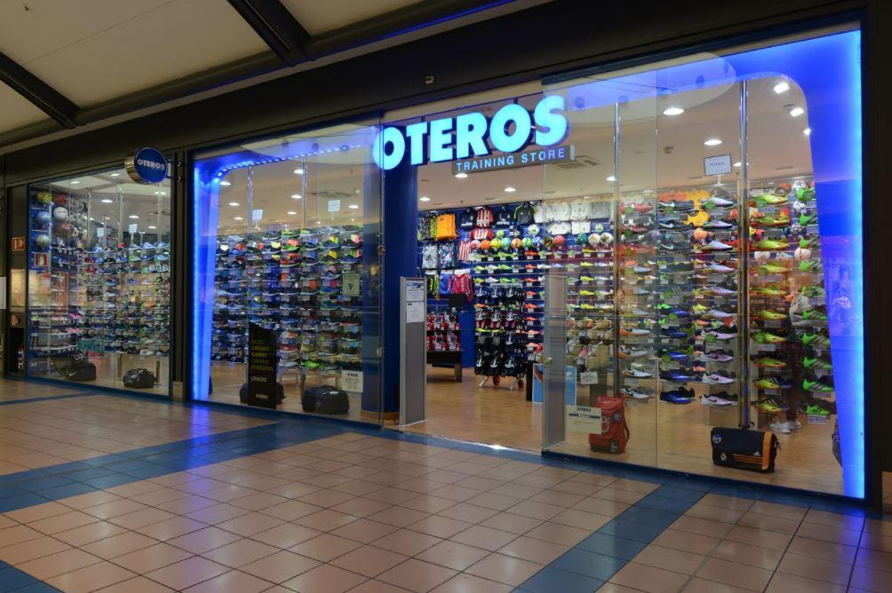 Oteros Sport C.C. Las Rosas